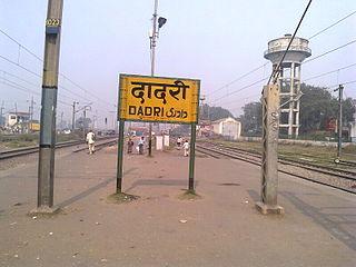 Dadri Town in Uttar Pradesh, India