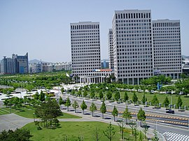 Daejeon Government Complex - panoramio.jpg