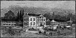 Dahlonega, Georgia - Dahlonega in 1879