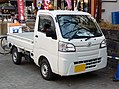 Daihatsu HIJET TRUCK High-Roof (EBD-S500P) front.jpg
