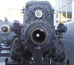 Daimler-Benz DB 605 showing crankshaft for motorkanone.jpg