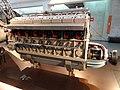 Daimler-Benz Motor DB 602 diesel - Zeppelin Museum Friedrichshafen - DSC06817.jpg