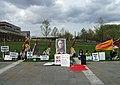 Dalai Lama at Center of Rally (2432862703).jpg