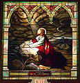 Dallas Cathedral window Christ on the Mount of Olives.jpg