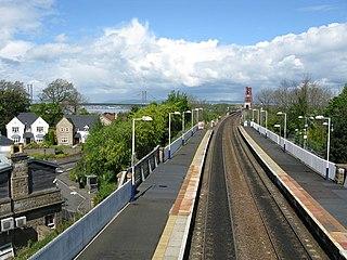 Dalmeny railway station railway station serving Dalmeny, Scotland