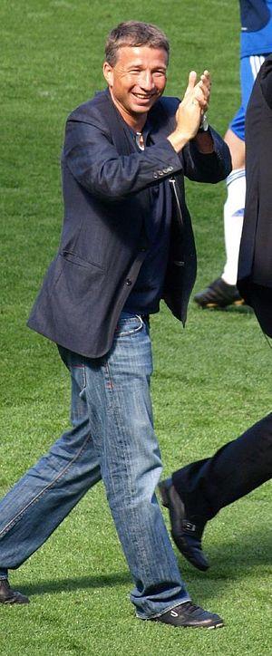 Dan Petrescu - Petrescu in 2008