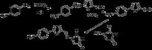 Dantrolene - Image: Dantrolene synthesis