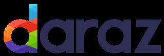 Daraz E-commerce site in South Asia