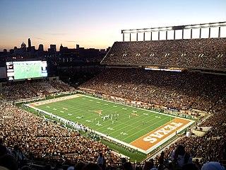 Darrell K Royal–Texas Memorial Stadium Stadium at the University of Texas at Austin