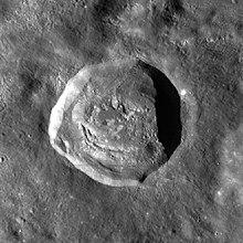 达斯陨石坑
