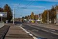 Dauhabrodskaja street (Minsk) 141019.jpg