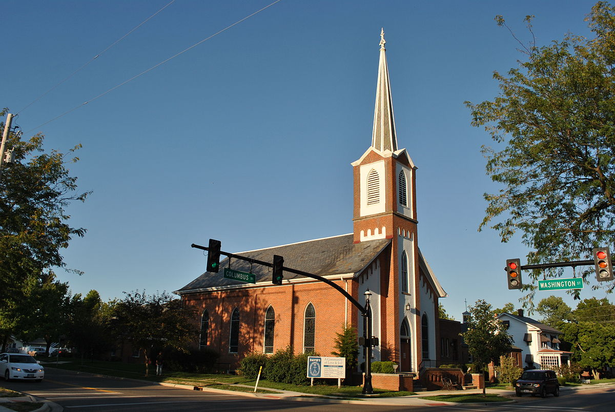 [Image: 1200px-David%27s_Reformed_Church_Canal_Winchester.jpg]
