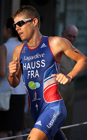 David Hauss - David Hauss at the European Championships in Pontevedra, 2011.