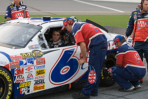 David Ragan - Ragan's No. 6 in 2007
