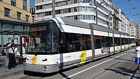 Image illustrative de l'article Tramway d'Anvers