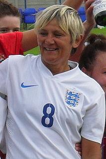 Debbie Bampton English footballer