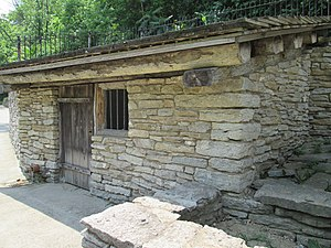 Delhi Township, Hamilton County, Ohio - The Sedam/Delhi Springhouse