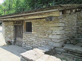 Delhi Township, Hamilton County, Ohio - The Sedam/Delhi Springhouse