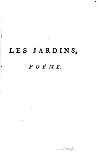 File:Delille - Les Jardins.djvu