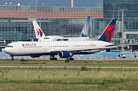 N827MH - B764 - Delta Air Lines