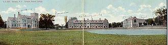 Hobart and William Smith Colleges - Hobart Quadrangle (1908)
