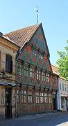 Den Borchske gård - Old house in Kolding - Denmark.JPG