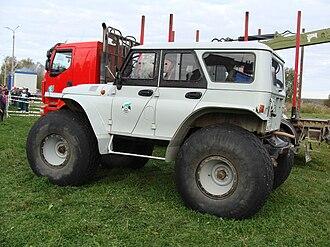 TREKOL - Cross-country vehicle UAZ-39294 «TREKOL 39041»