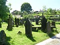 Denholme Edge Church Graveyard - Keighley Road - geograph.org.uk - 840517.jpg