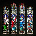 Derry St Columb's Cathedral South Aisle Dean Thomas Bunbury Gough Memorial Window 2013 09 17.jpg