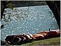 """Desde que foi criado, para incentivar a prática dos esportes aquáticos aliada à preservação ambiental, já capacitou 1.800 pessoas em canoagem. """"Entre agosto a dezembro do ano passado (2010), registram - panoramio.jpg"""