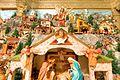 Details of the Presepio (Creche or Nativity), St. Lucy's, Newark.jpg