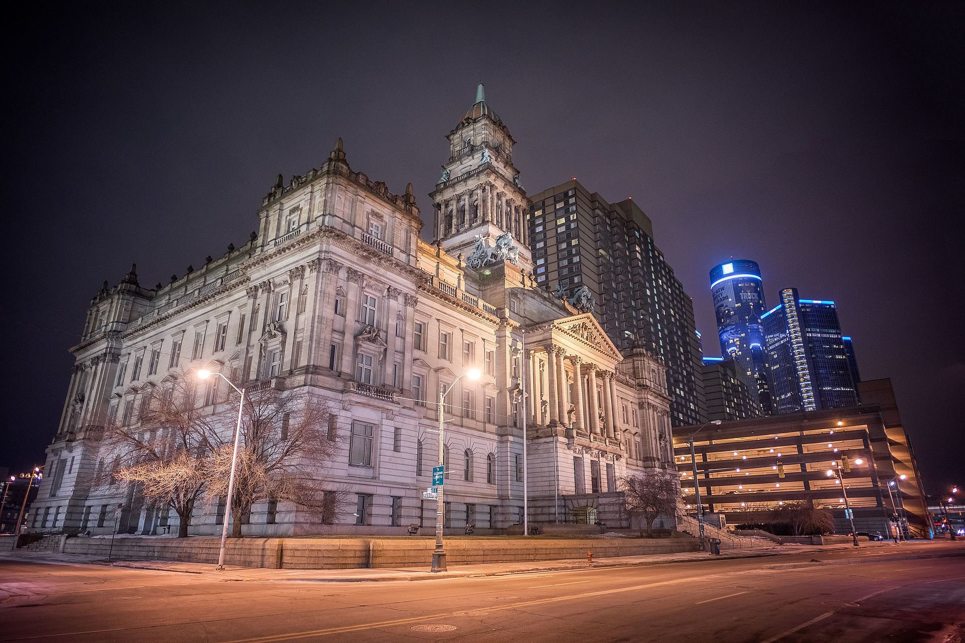 Image Result For Wayne County Building