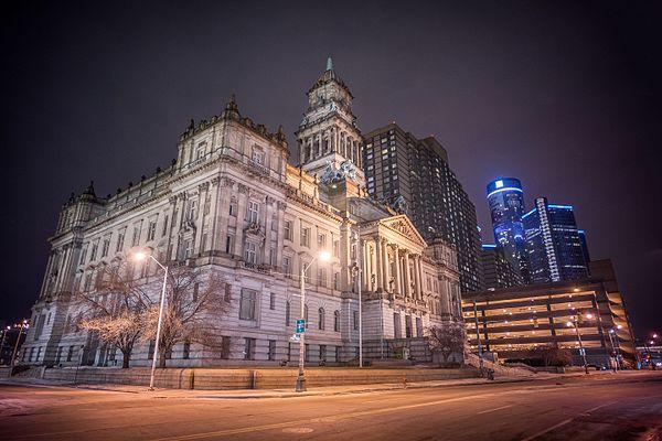 Wayne County Building