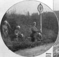 Deutsche Kriegszeitung (1914) 01 07 1 a, Grenzposten.png