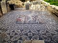 Diana and her nymph Mosaic Volubilis Morocco - panoramio.jpg