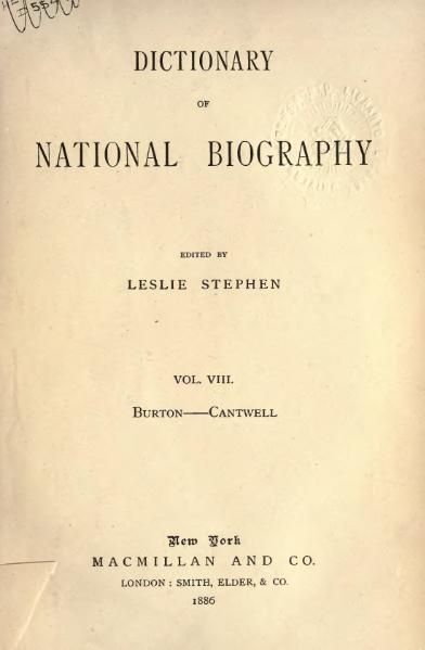 File:Dictionary of National Biography volume 08.djvu