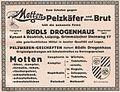 Die Kürschnerkunst, Hans Werner, 1914 (S. Anhang) Anzeige Rödls Drogenhaus, Kynast & Deutrich, Leipzig (1).jpg