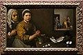 Diego velazquez, scena di cucina con cristo in casa di marta e maria, 1618 ca. 01.jpg