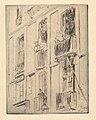 Dieppe, La Rue de la Halle au Blé MET DP819255.jpg