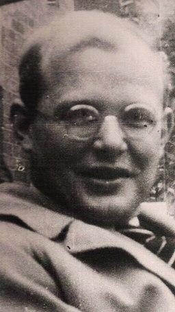 Dietrich Bonhoeffer (um 1938)