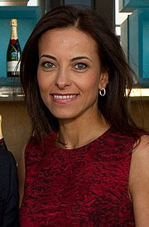 Dina Powell United States presidential advisor