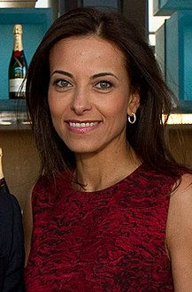 Dina Habib Powell at FT Spring Party.jpg