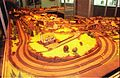 Diorama Rail Yard - Transport Gallery - BITM - Calcutta 2000 196.JPG