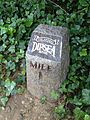 Dipsea Race - Course - One mile marker.jpg