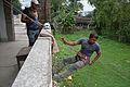 Disaster Management - Survival Programme - Summer Camp - Nisana Foundation - Sibpur BE College Model High School - Howrah 2013-06-09 9902.JPG