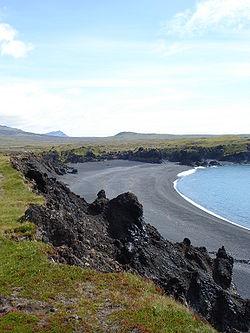 Djúpalónssandur - Wikipedia