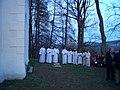 Dobrš, Velikonoce 2009, tridentská mše (01).jpg