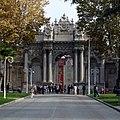 Dolmabahçe Palace, Istanbul, Turkey - panoramio (1).jpg
