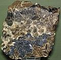 Dolomite-sphalerite-galena (Pine Point Mine, Northwest Territories, Canada) (40704477664).jpg