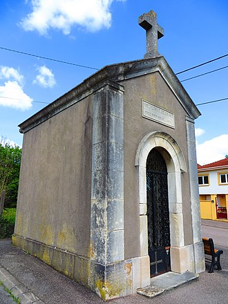 Dombasle-sur-Meurthe - Image: Dombasle chapelle nd